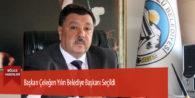 Başkan Çeleğen Yılın Belediye Başkanı Seçildi