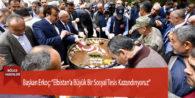"""Başkan Erkoç: """"Elbistan'a Büyük Bir Sosyal Tesis Kazandırıyoruz"""""""