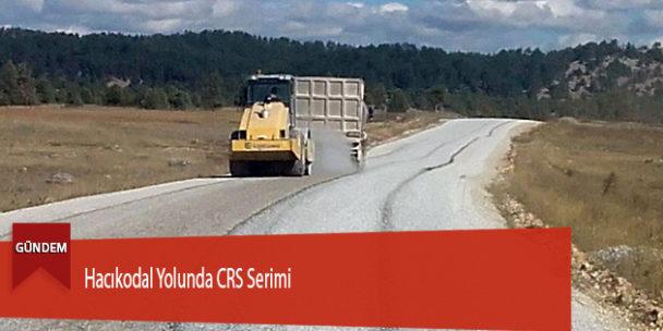 Hacıkodal Yolunda CRS Serimi