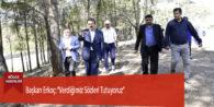 """Başkan Erkoç: """"Verdiğimiz Sözleri Tutuyoruz"""""""