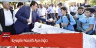 Büyükşehir, Pazarcık'ta Aşure Dağıttı