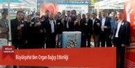 Büyükşehir'den Organ Bağışı Etkinliği