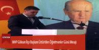 MHP Göksun İlçe Başkanı Üstün'den Öğretmenler Günü Mesajı