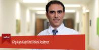 Grip Aşısı Kalp Krizi Riskini Azaltıyor!