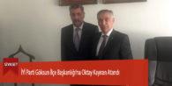 İYİ Parti Göksun İlçe Başkanlığı'na Oktay Kayıran Atandı