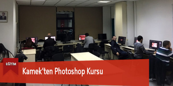 Kamek'ten Photoshop Kursu