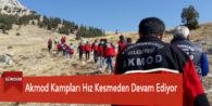 Akmod Kampları Hız Kesmeden Devam Ediyor