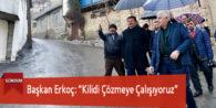 """Başkan Erkoç: """"Kilidi Çözmeye Çalışıyoruz"""""""