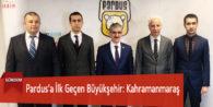 Pardus'a İlk Geçen Büyükşehir: Kahramanmaraş