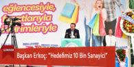 """Başkan Erkoç: """"Hedefimiz 10 Bin Sanayici"""""""