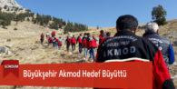 Büyükşehir Akmod Hedef Büyüttü