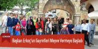 Başkan Erkoç'un Gayretleri Meyve Vermeye Başladı