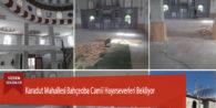 Karadut Mahallesi Bahçeoba Camii Hayırseverleri Bekliyor