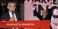 Kahramanmaraş İYİ Parti  Milletvekilliği Düştü