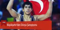Büyükşehir'den Dünya Şampiyonu