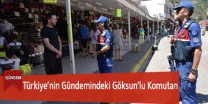 Türkiye'nin Gündemindeki Göksun'lu Komutan