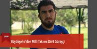 Büyükşehir'den Milli Takıma Dört Güreşçi