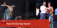 Pazarcık'ta Ebru Yaşar Depremi