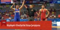Büyükşehir Brezilya'da Dünya Şampiyonu