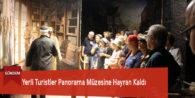 Yerli Turistler Panorama Müzesine Hayran Kaldı
