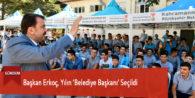 Başkan Erkoç, Yılın 'Belediye Başkanı' Seçildi