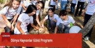 Dünya Hayvanlar Günü Programı