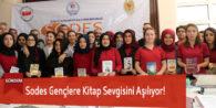 Sodes Gençlere Kitap Sevgisini Aşılıyor!