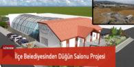 İlçe Belediyesinden Düğün Salonu Projesi