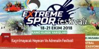 Kaçırılmayacak Heyecan Ve Adrenalin Festivali