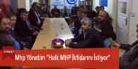 """Mhp Yönetim """"Halk MHP İktidarını İstiyor"""""""
