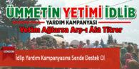 İdlip Yardım Kampanyasına Sende Destek Ol