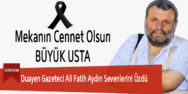 Duayen Gazeteci Ali Fatih Aydın Sevenlerini Üzdü