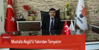 Mustafa Akgül'ü Yakından Tanıyalım