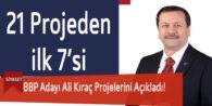 BBP Adayı Ali Kıraç Projelerini Açıkladı!