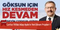 Cumhur İttifakı Adayı  Aydın'ın Yeni Dönem Projeleri-1