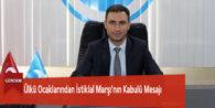 Ülkü Ocaklarından İstiklal Marşı'nın Kabulü Mesajı