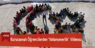 Kurucaovalı Öğrencilerden 'Vatanseverlik'  Videosu
