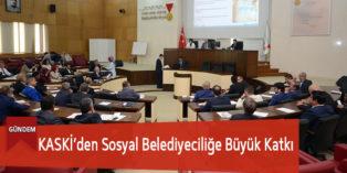 Kaski'den Sosyal Belediyeciliğe Büyük Katkı