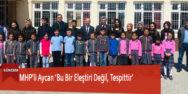 MHP'li Aycan 'Bu Bir Eleştiri Değil, Tespittir'