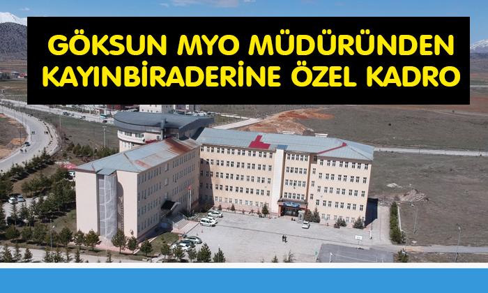 Göksun'u Türkiye'ye Rezil Ettiler
