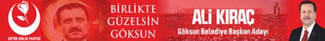 Bbp Göksun Belediye Başkan Adayı Ali KIRAÇ